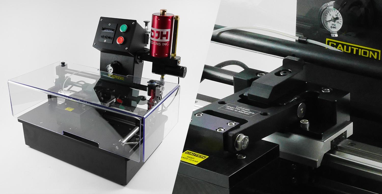 MEK Rub Test Machine - DJH Product